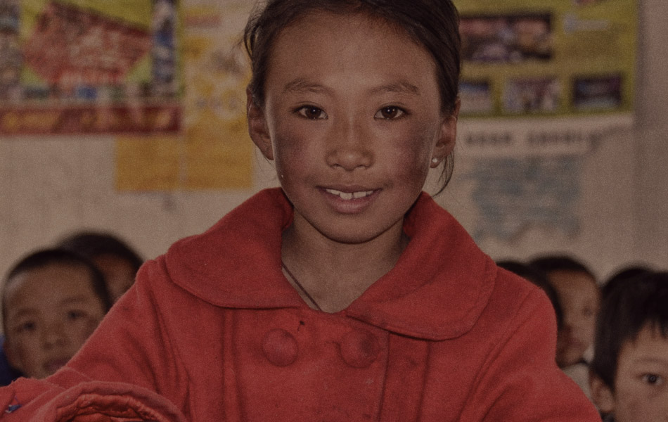 WE HAVE GUARANTEED THE RIGHT TO EDUCATION TO OVER 3,000 TIBETAN CHILDREN.