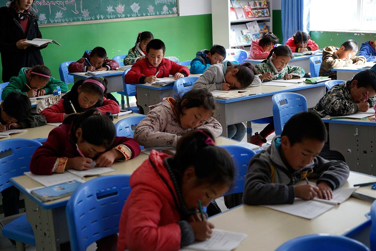 Dongche_scuola