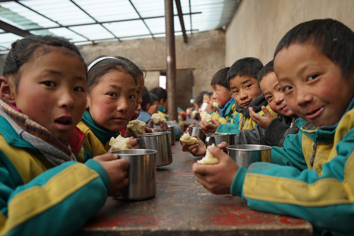 Scuola di Genesai_Tibet