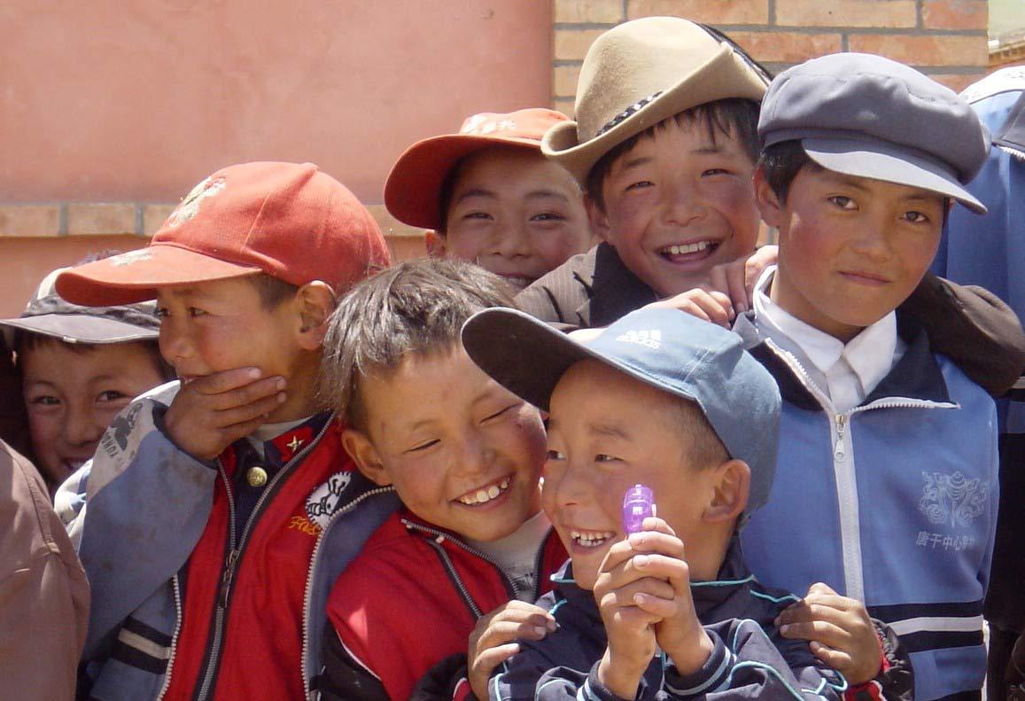 bambini_Tibet
