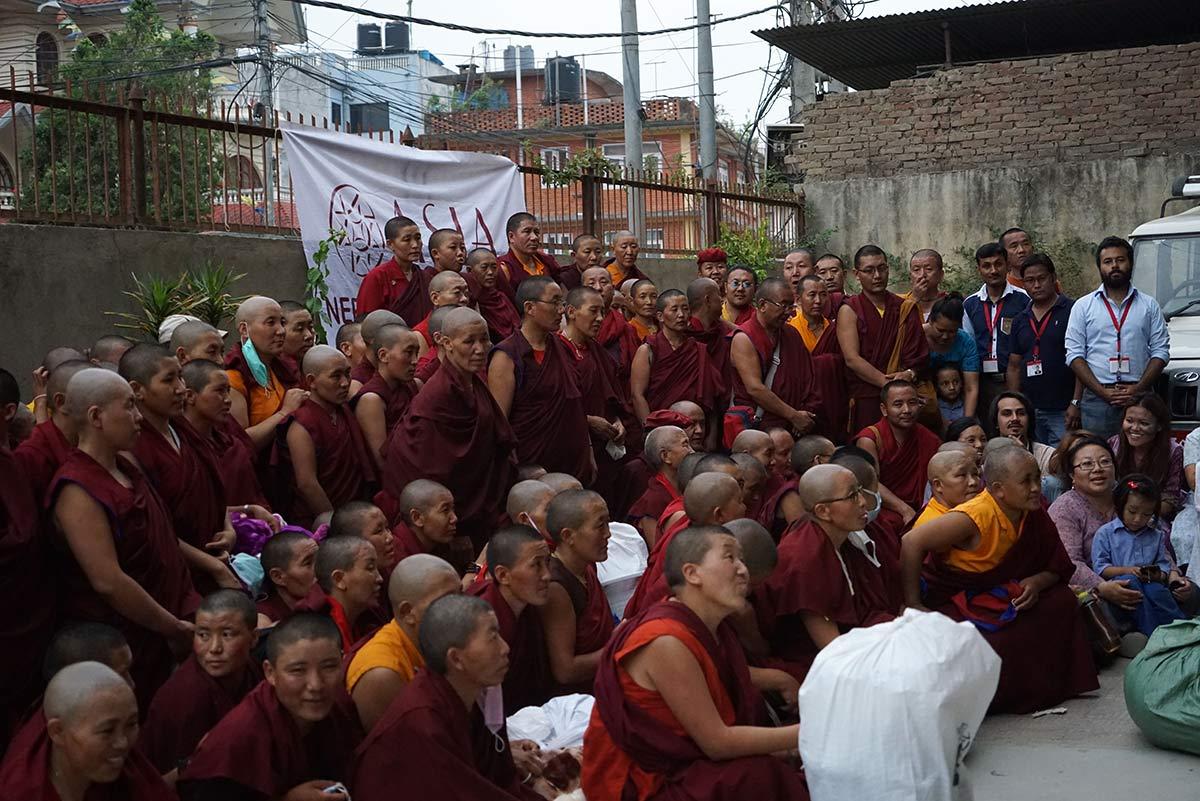 Nepal_209monache_Terremoto2015