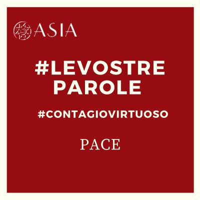 #levostreparole #contagiovirtuoso