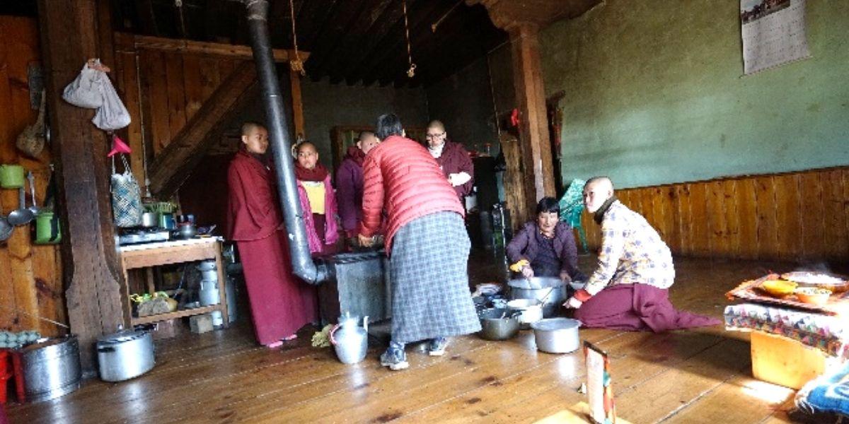 Buthan_Sumthrang monastero